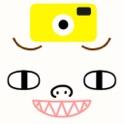 ブサイクムービー - 笑える変顔動画作成アプリ icon