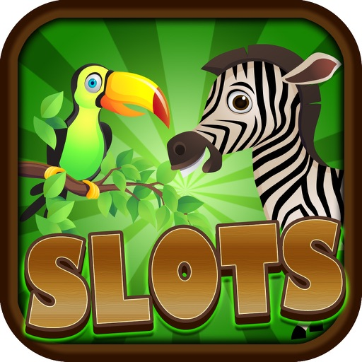 Slots Hunter Safari Big Casino Spin Play Slot Machine Win Jackpot Pro iOS App