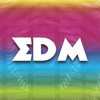 EDM Beat Port Radio Applications pour iPhone / iPad
