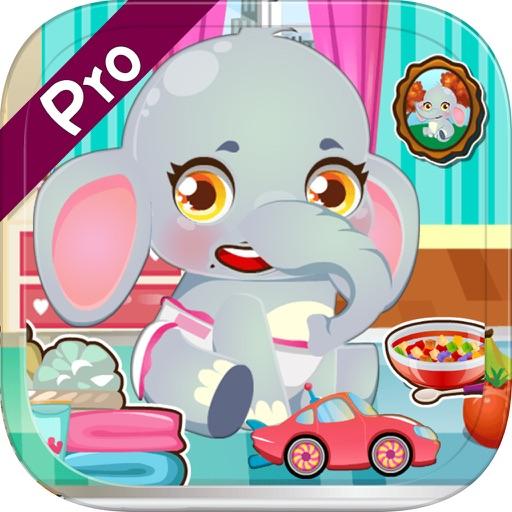 Baby Elephant Care iOS App