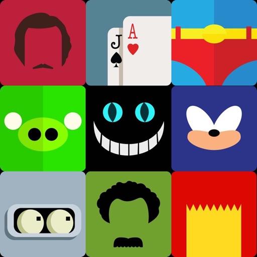 Quiz Pic: Icons iOS App