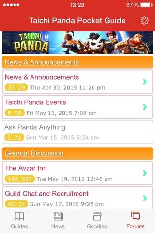 Taichi Panda Pocket Guide screenshot 4