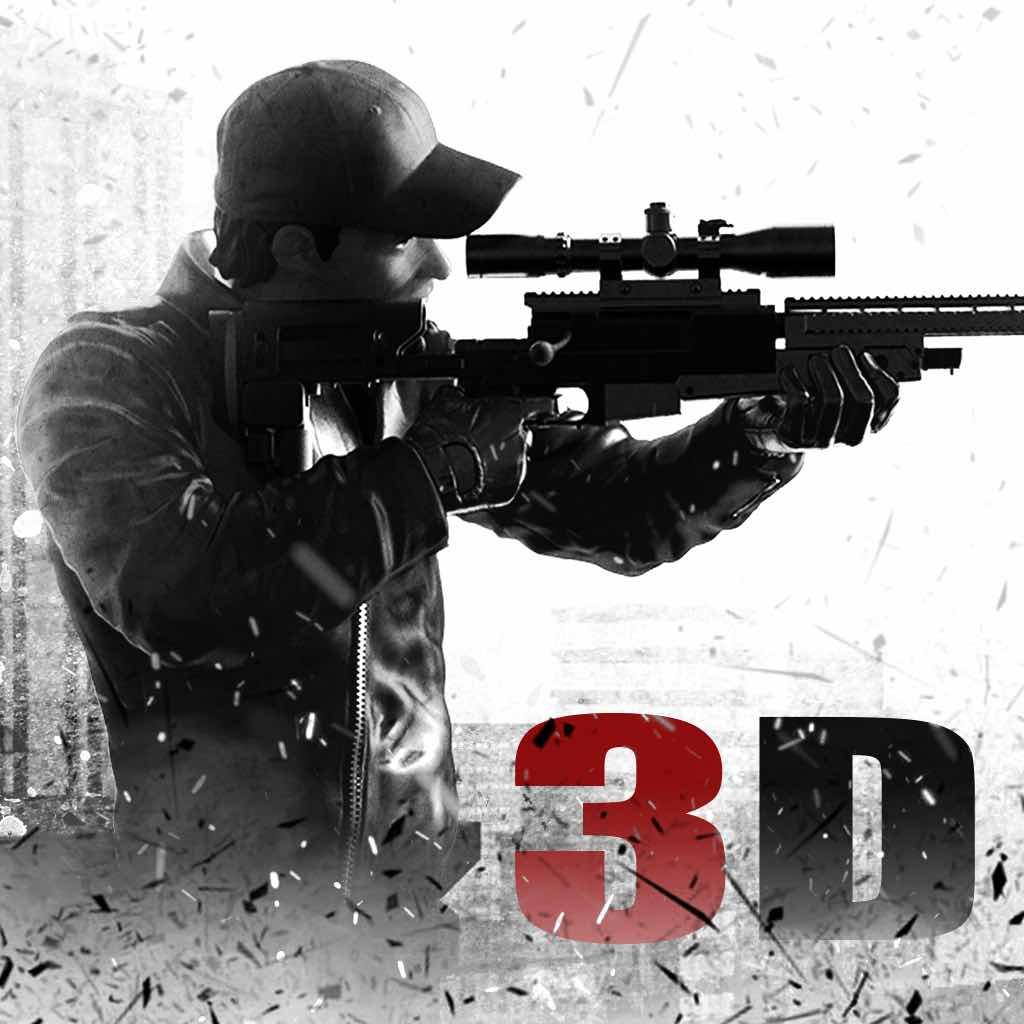 狙击行动3D:代号猎鹰——Sniper 3D官方中文版,热血FPS暗杀射击战!