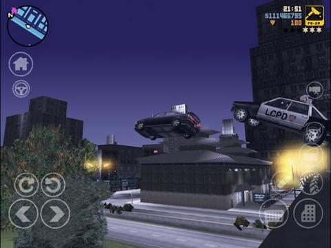 Screenshot #1 for Grand Theft Auto III
