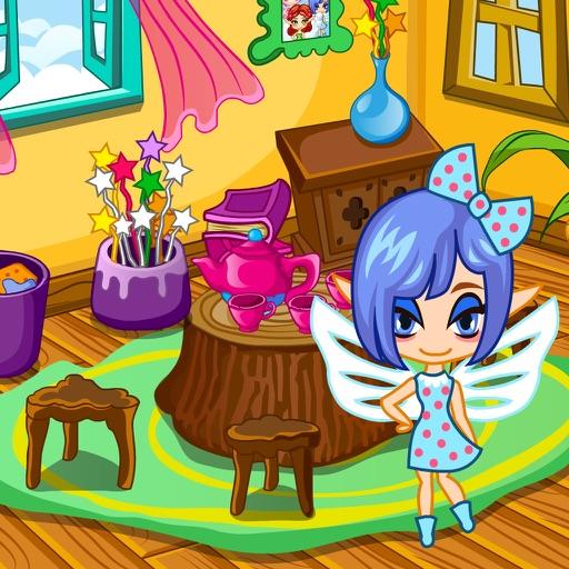 Fairy Clean Up Day iOS App