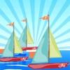 Attivo! Ordina Per Dimensioni Gioco Per i Bambini di Imparare e Giocare Con Barca a Vela