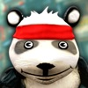 Cartoon Panda Run - 免費 動畫片 熊貓 賽車 遊戲 神廟逃亡 對於 孩子