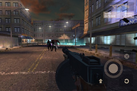 Infected Zombies Battle:Play Ultimate Vengeance Counter-Strike Frontier Dead of Survival screenshot 2
