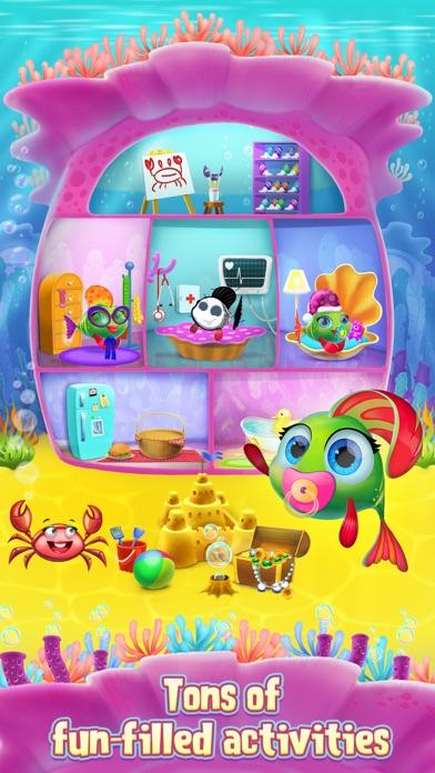 My Little Fish - Underwater Friend screenshot four