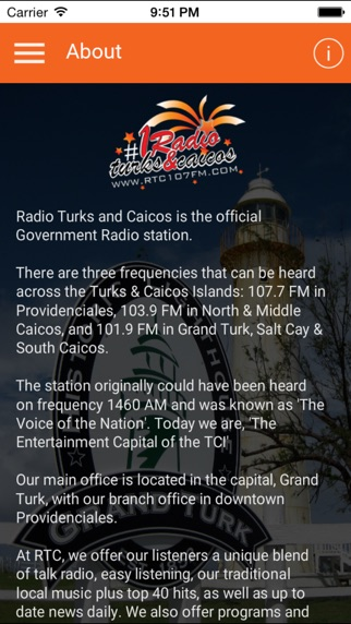 download Radio Turks & Caicos apps 0