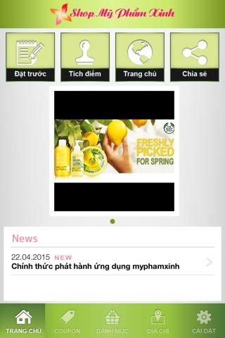 Shop Mỹ Phẩm Xinh screenshot 2
