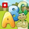 Alphabet Schildkröte für Kinder - Kinder lernen Buchstaben und Alphabet