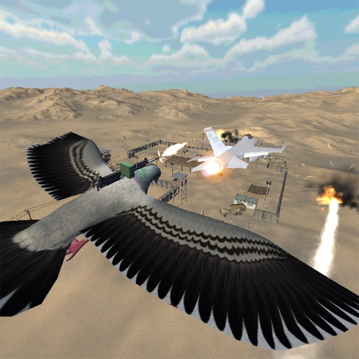 Spy Pigeon Bird Shooter iOS App