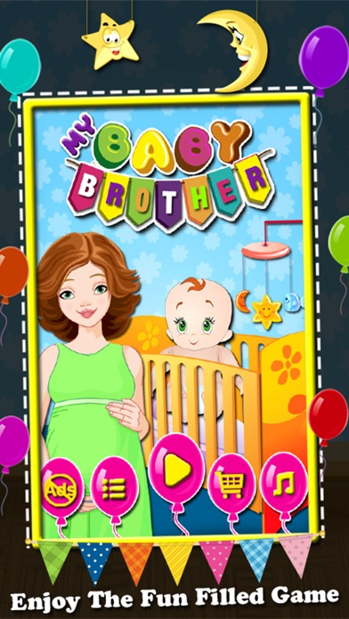 download My new baby brother - mommy and baby care games for kids appstore review