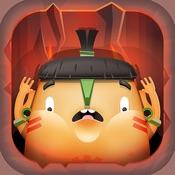 Lava Fever - 2D arcade game inside the volcano