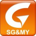 PAPAGO! GPS Navigation SG&MY icon