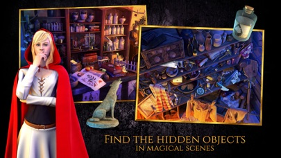 download Red Riding Hood - Star-Crossed Lovers - A Hidden Object Adventure (FULL) apps 2