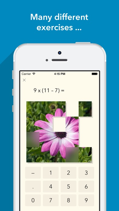 Mental Math - Fitness for the Mind with Mathematics Screenshot