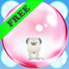 Bolhas para crianças - GRÁTIS - Jogos para crianças - app para bebês e meninas - animais em que as bolhas