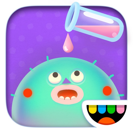 Toca Lab app for ipad