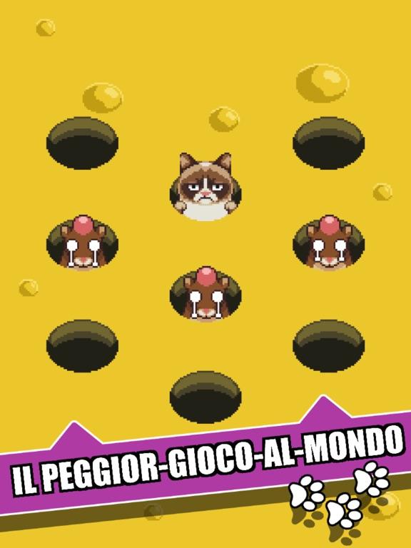 Grumpy Cat: Un gioco orrendo Screenshot