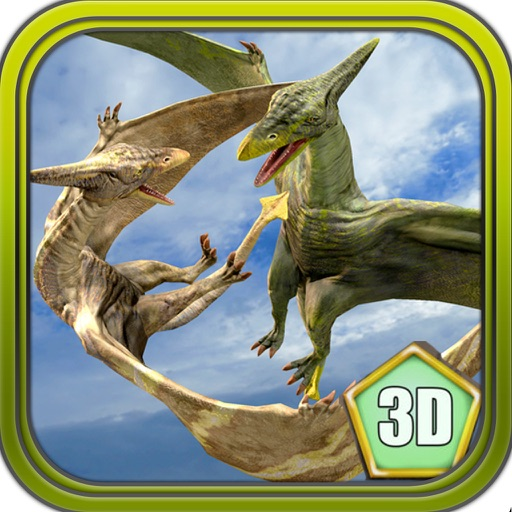 3D Pterodactyl Simulator Flight