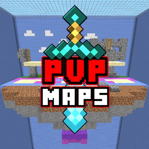 Pvp maps for minecraft pe the best maps for minecraft for Mine craft pocket addition