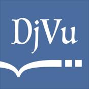 DjVu Book Reader icon