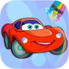 Pintar e colorir carros – Livro de coloração