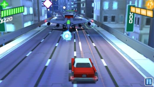 Cars vs Bosses Screenshot