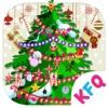 Beautiful Chrismas Tree-Kids Decor Games