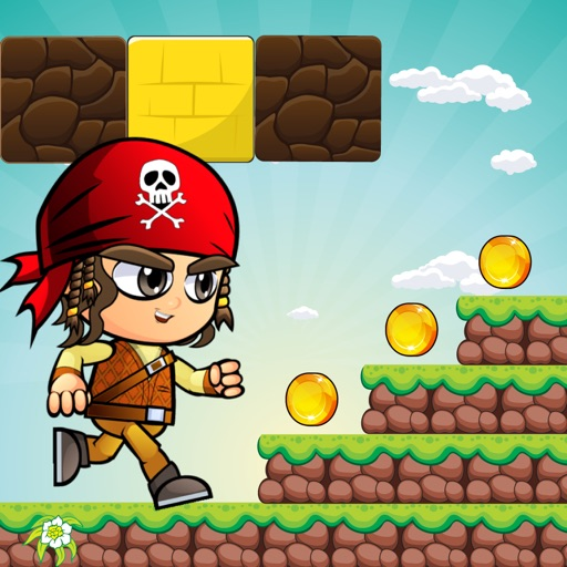 Super Pirate World - The Caribbean Adventure iOS App