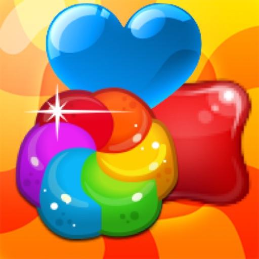 Candy Blitz Pop Fun-Match 3 Game For Girls & Boys iOS App