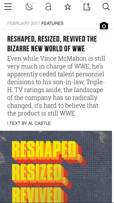 Pro Wrestling Illustrated review screenshots