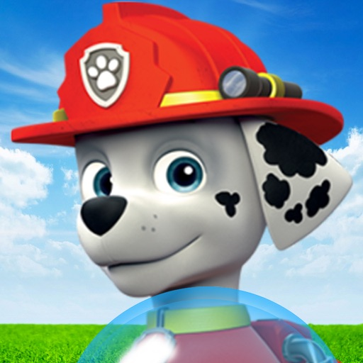 Paw Bubble For Paw Patrol iOS App