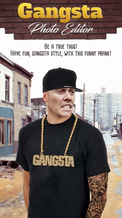 Gangsta Photo Editor Create Funny Thug Life Pic s by Stojan
