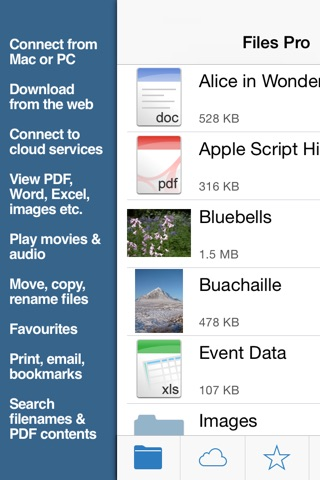 Files Pro : Document Viewer screenshot 1