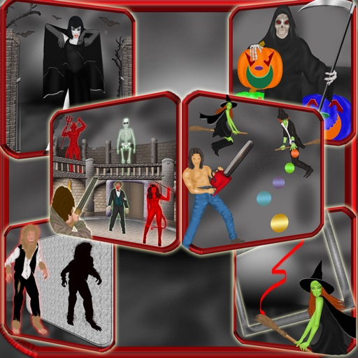 Halloween Scary Fun House All In One Games iOS App