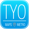 Tóquio Guia de Viagem da Cidade e Mapa Offline