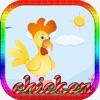 Puzzle di animali allevamento per bambini da pollo