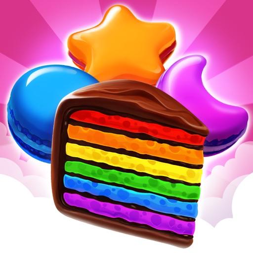 Cookie Jam- Варенье для печенья