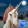 Unicorn Survival Simulator 3D Full - Be a magic horse, fight with animals for your survival!