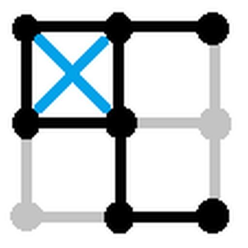 Dots & Boxes (Käsekästchen) iOS App
