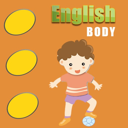 Body parts : Learn english vocabulary sound & thai translator
