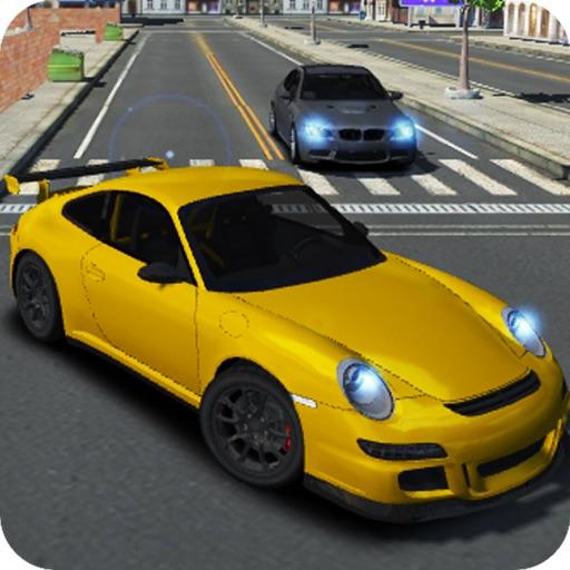 Traffic Car Driving iOS App