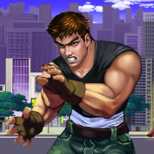 Muscle Fighter Kombat iOS App