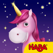 Unicorn Glitterluck - Rainbow Adventure for kids - Fox and Sheep GmbH