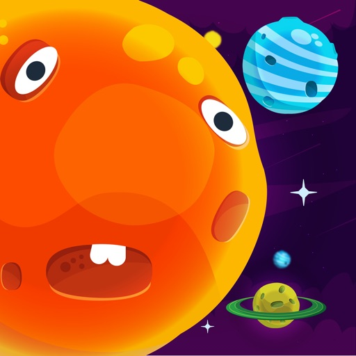 Kids Solar System - Toddlers learn planets iOS App