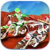 Dirt Bike Ruthless Fight - DirtBike Racing Games
