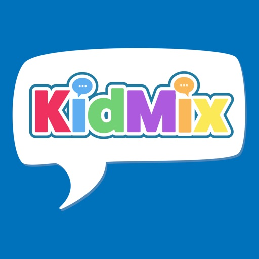 KidMix: The Social Network for Kids and Teens iOS App